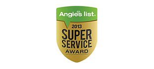 2013 Super Service Award - DeSitter Flooring - Chicago IL