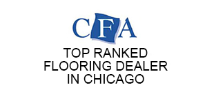 CFA Top Ranked - DeSitter Flooring - Chicago IL